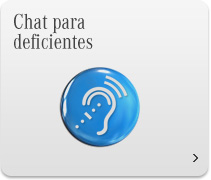 Chat para deficientes